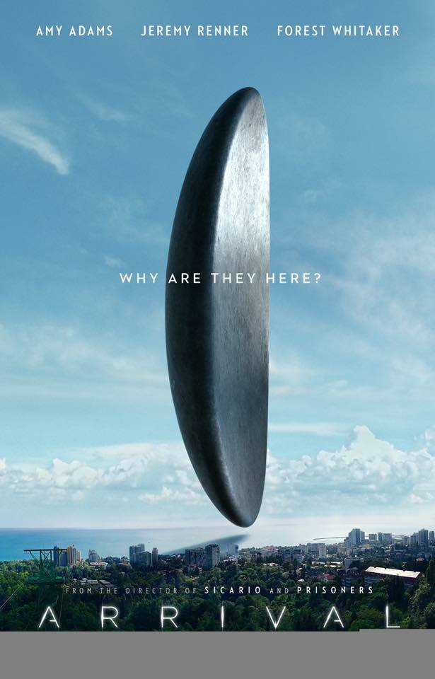 """Arrival"": One-Sentence Review"