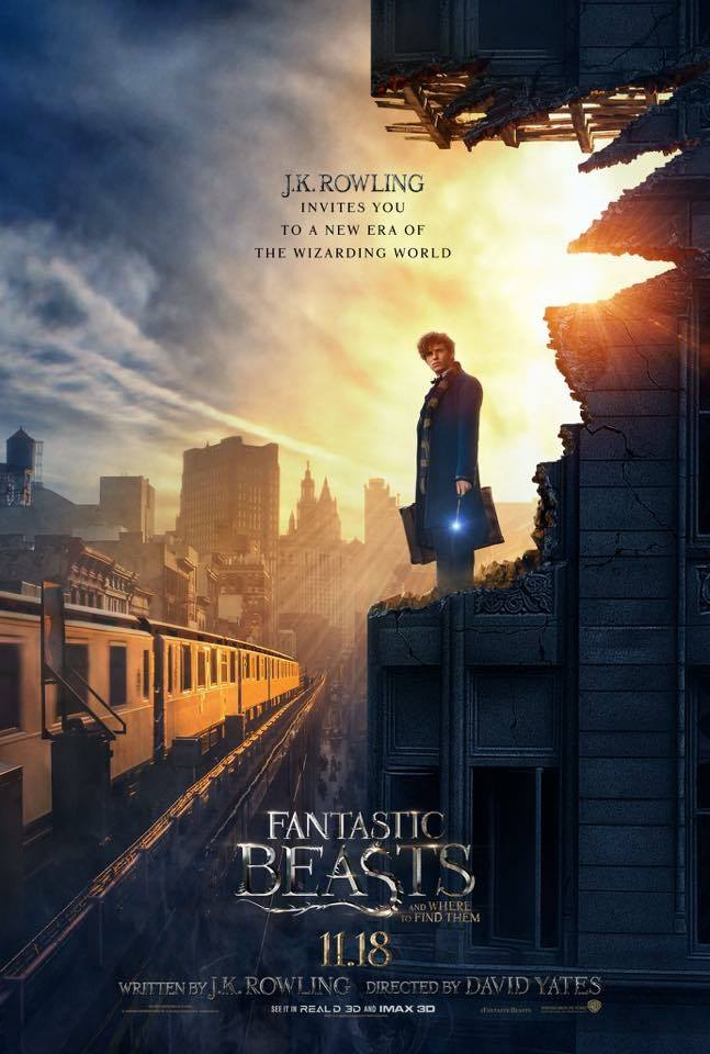 """Fantastic Beasts"": One-Sentence Review"
