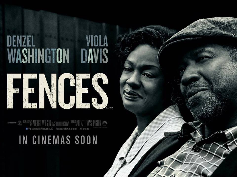"""Fences"": One-Sentence Review"