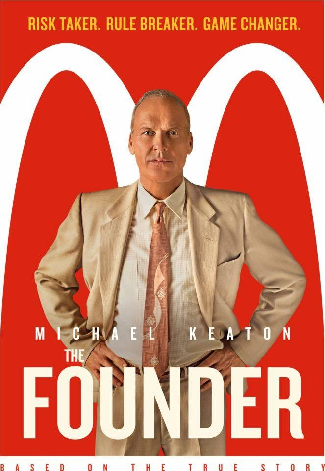 """""""The Founder"""": One-SentenceReview"""