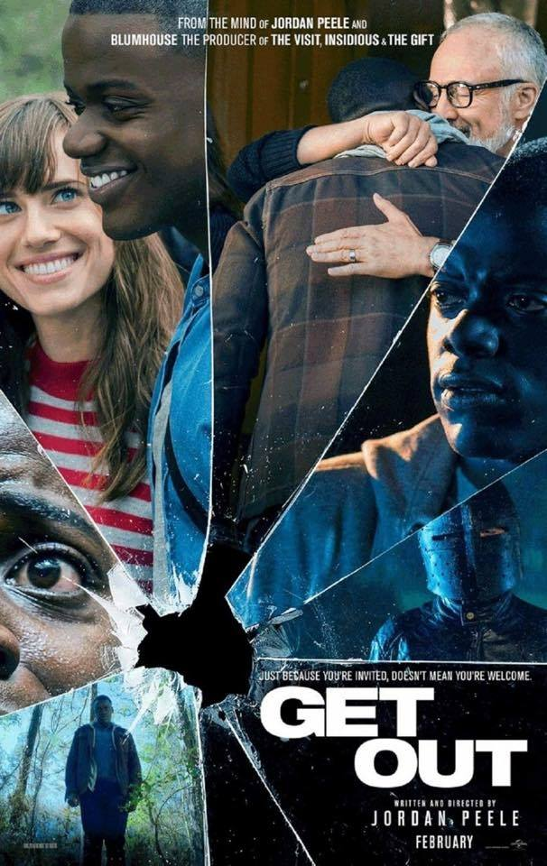 """Get Out"": One-Sentence Review"