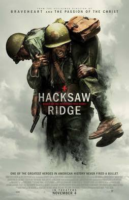 """Hacksaw Ridge"": One-Sentence Review"