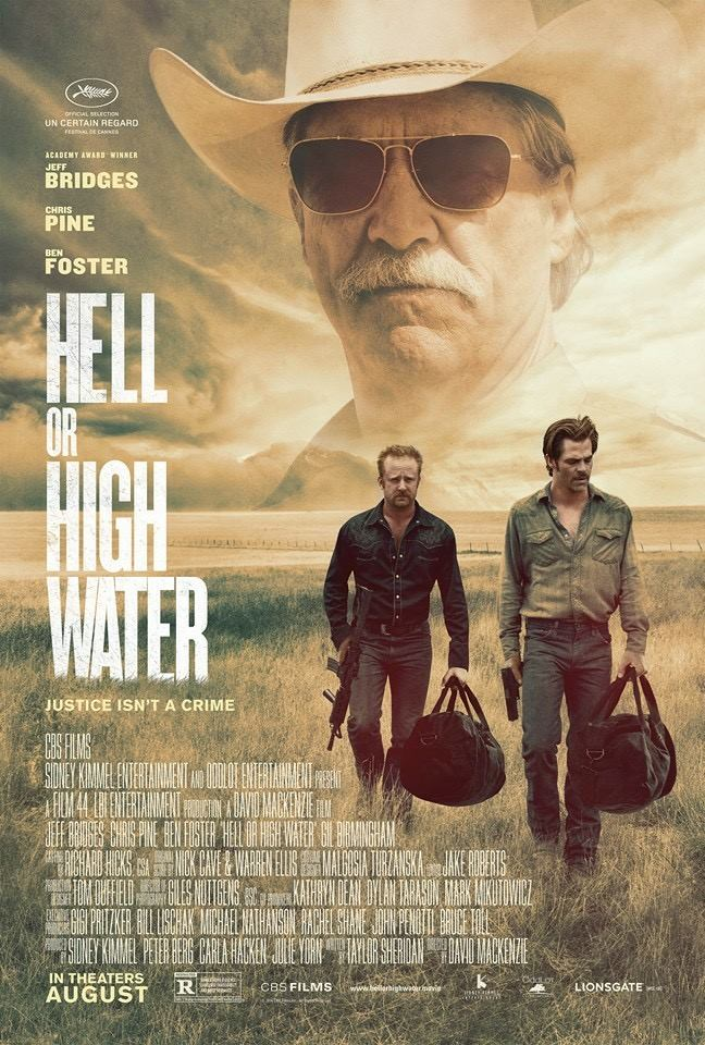 """Hell or High Water"": One-Sentence Review"