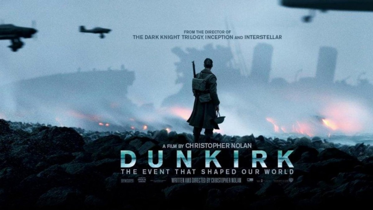 """Dunkirk"": One-Sentence Review"