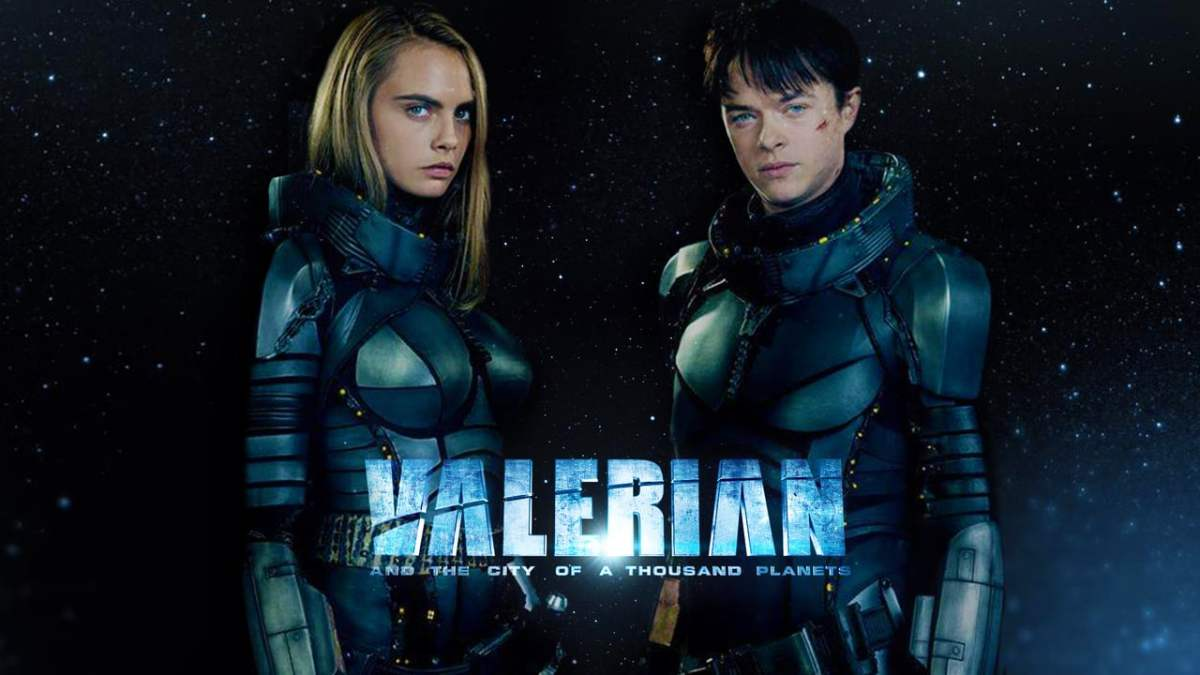 """Valerian and the City of a Thousand Planets"": One-Sentence Review"