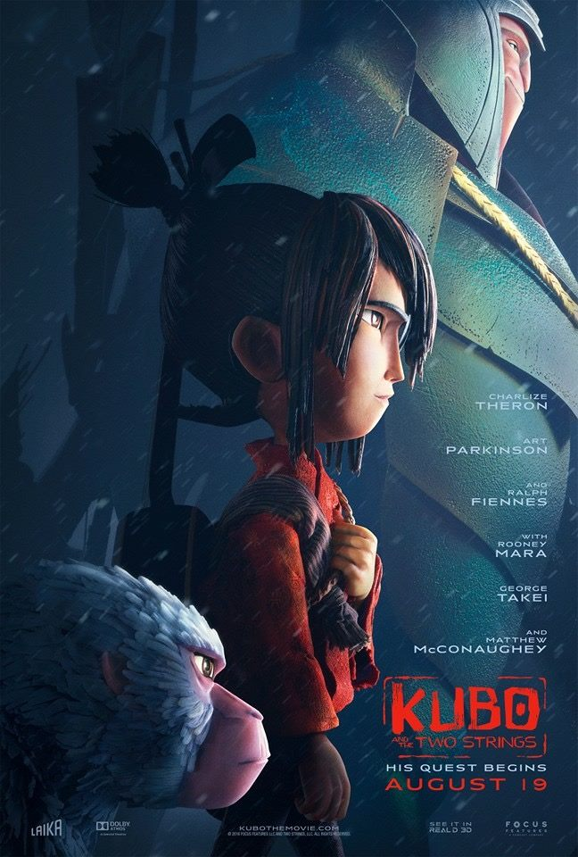 """Kubo and the Two Strings"": One-Sentence Review"