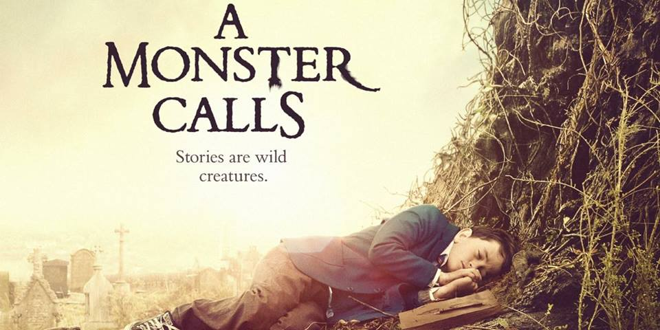 """A Monster Calls"": One-Sentence Review"