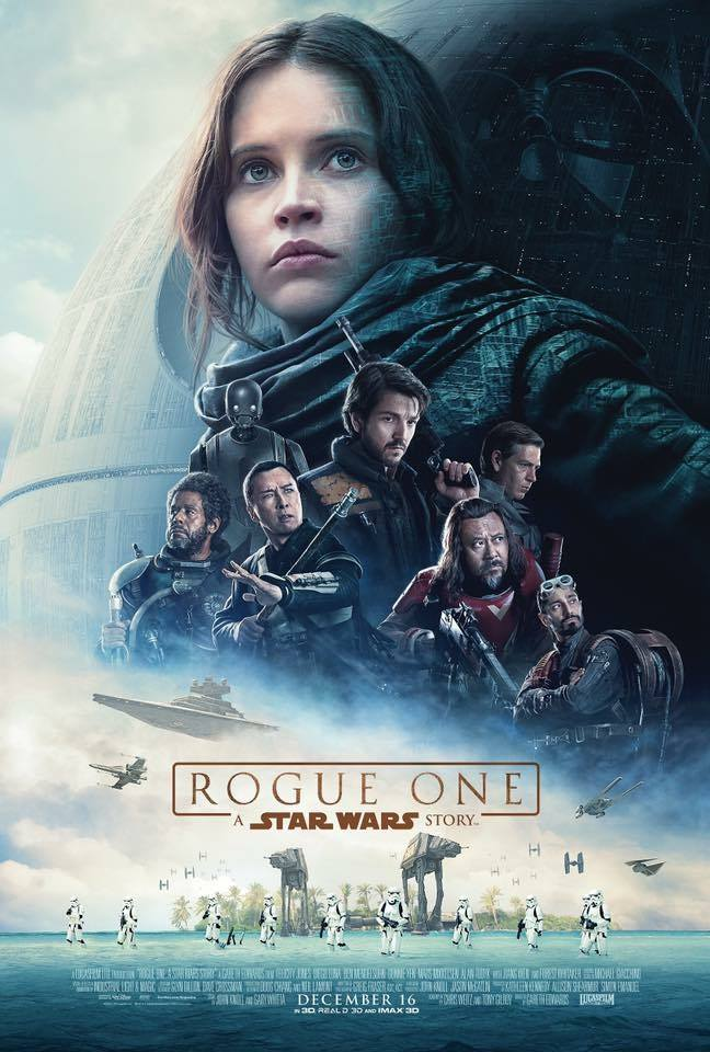 """Rogue One"": One-Sentence Review"
