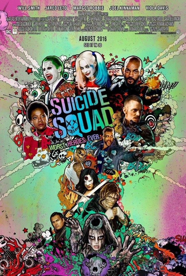 """Suicide Squad"": One-Sentence Review"
