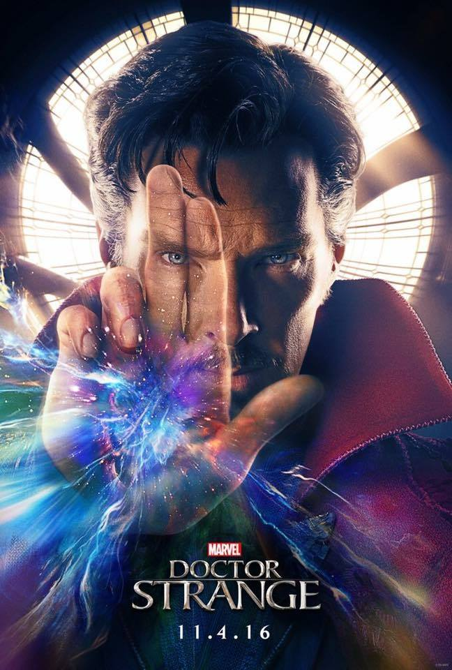 """Doctor Strange"": One-Sentence Review"