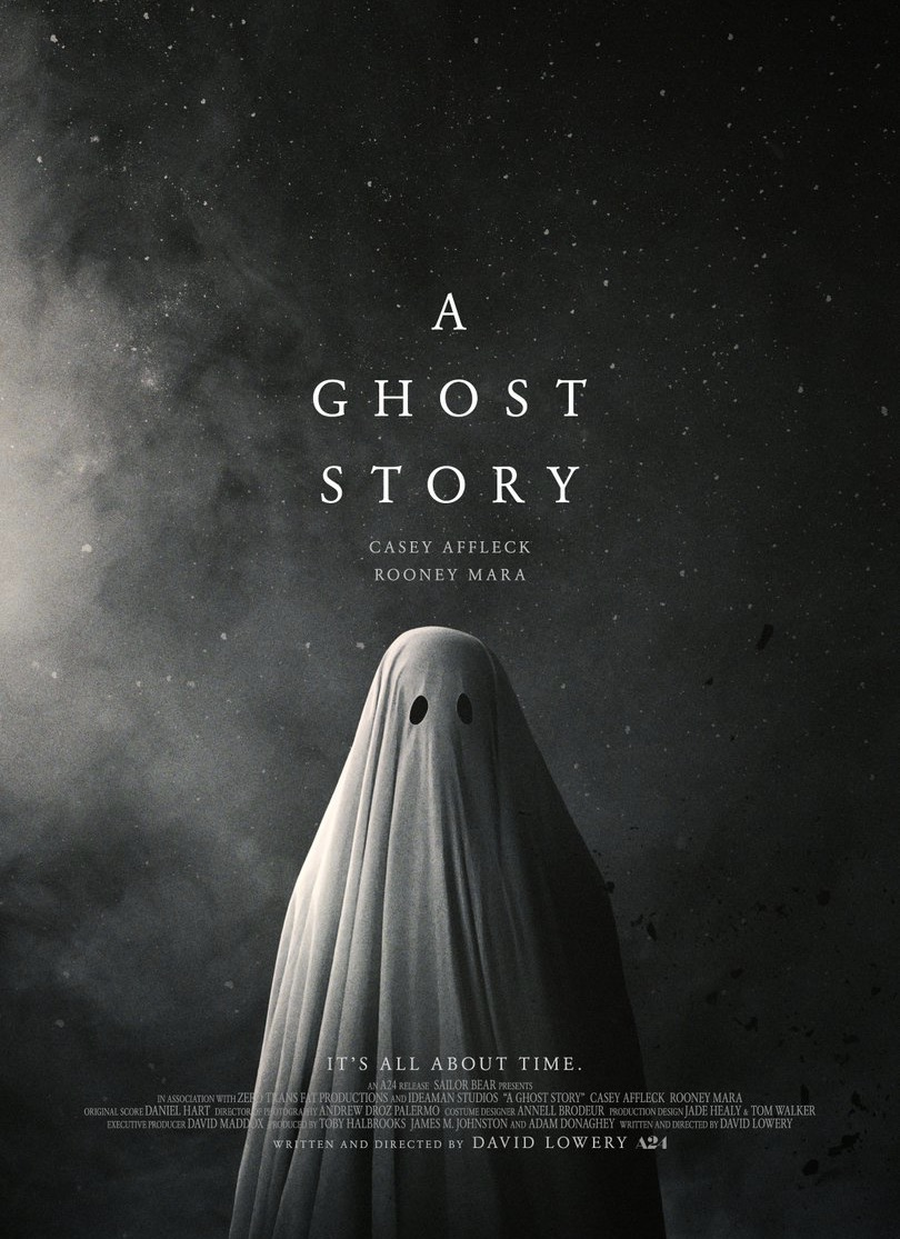 """A Ghost Story"": One-Sentence Review"