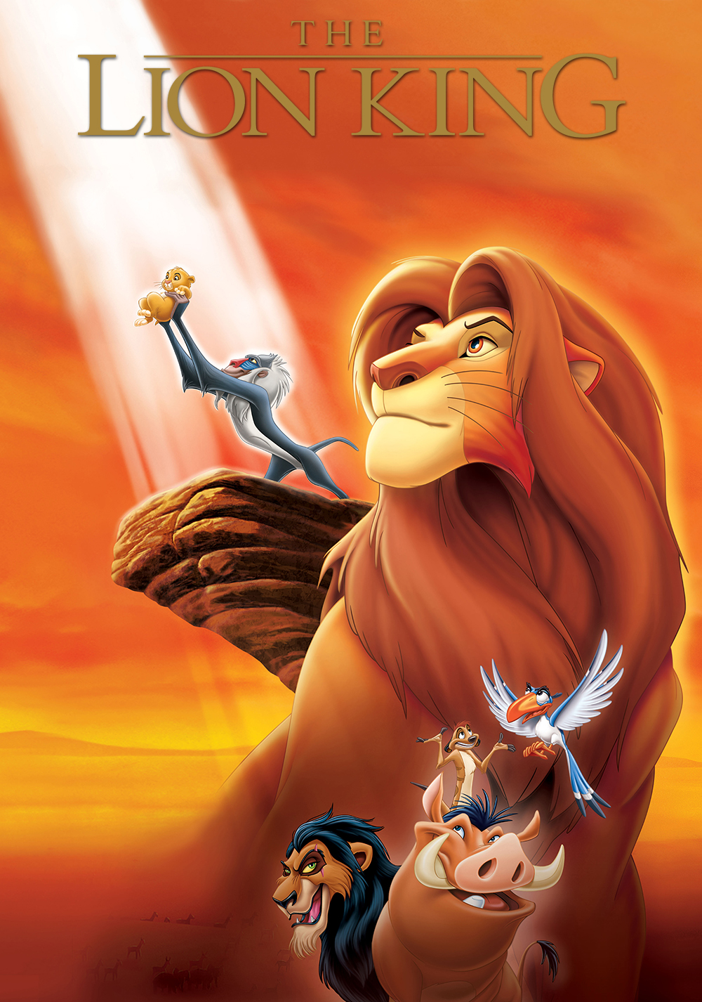 """The Lion King"": Throwback-Tamales Review"
