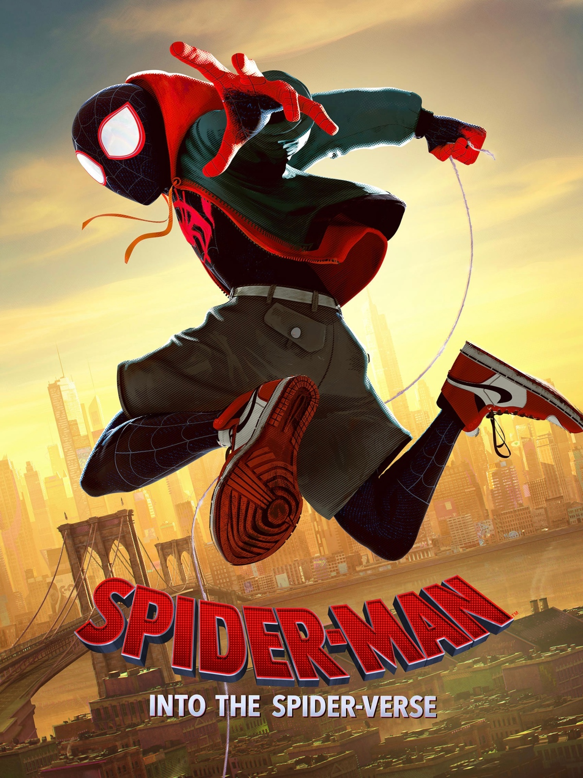"""Spider-Man: Into the Spider-Verse"": One-Sentence Review"