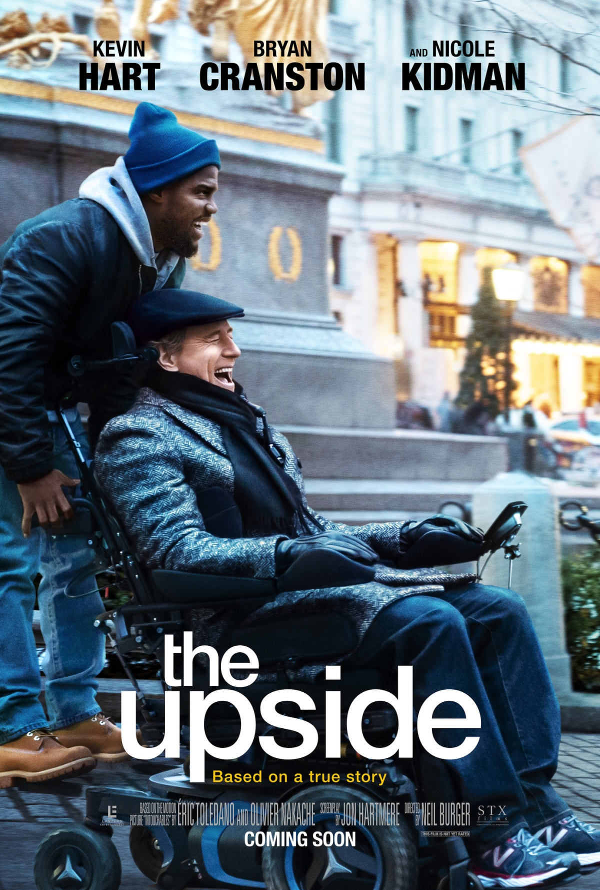 """The Upside"": One-Sentence Review"