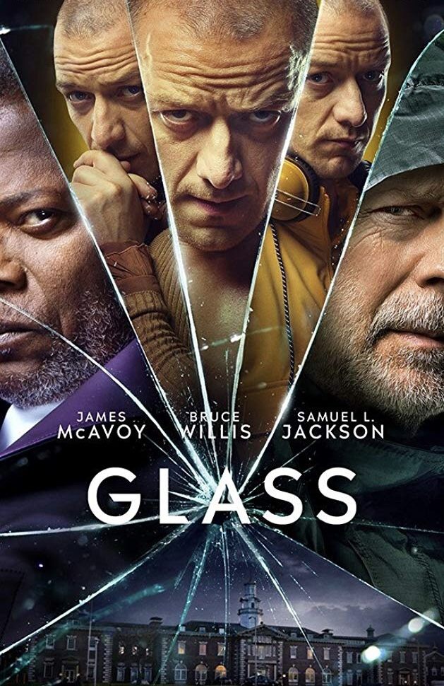 """Glass"": One-Sentence Review"