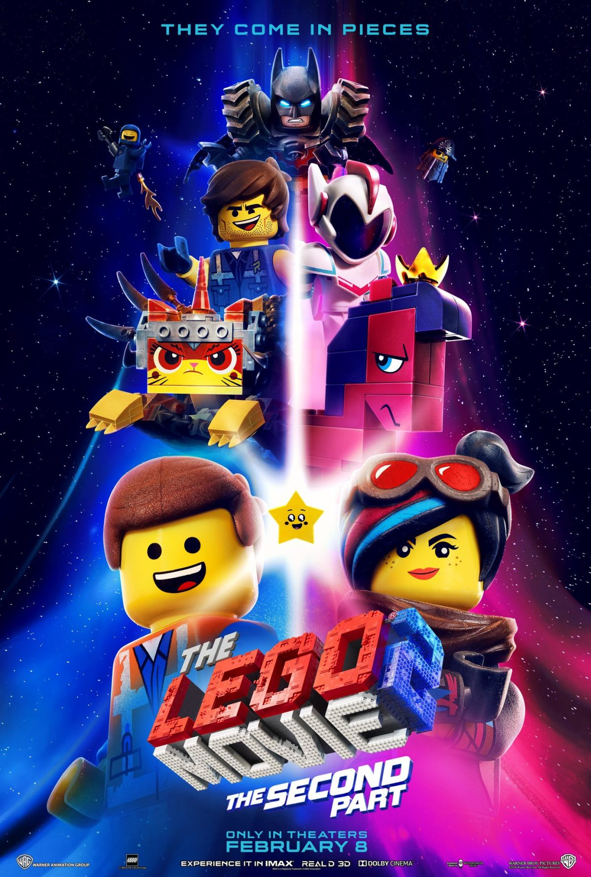 """The Lego Movie 2: The Second Part"": One-Sentence Review"