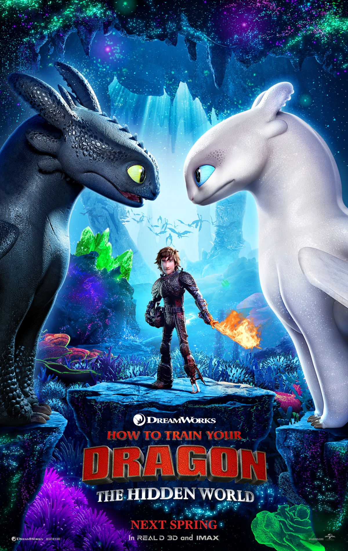 """How to Train Your Dragon: The Hidden World"": One-Sentence Review"