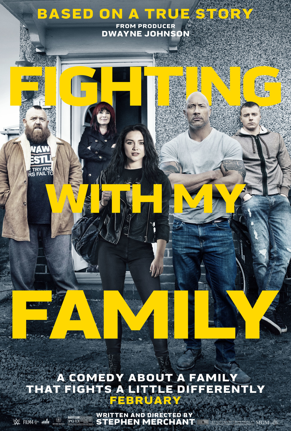 """Fighting With My Family"": One-Sentence Review"