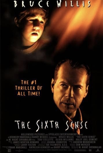 """The Sixth Sense"": Throwback-Tamales Review"