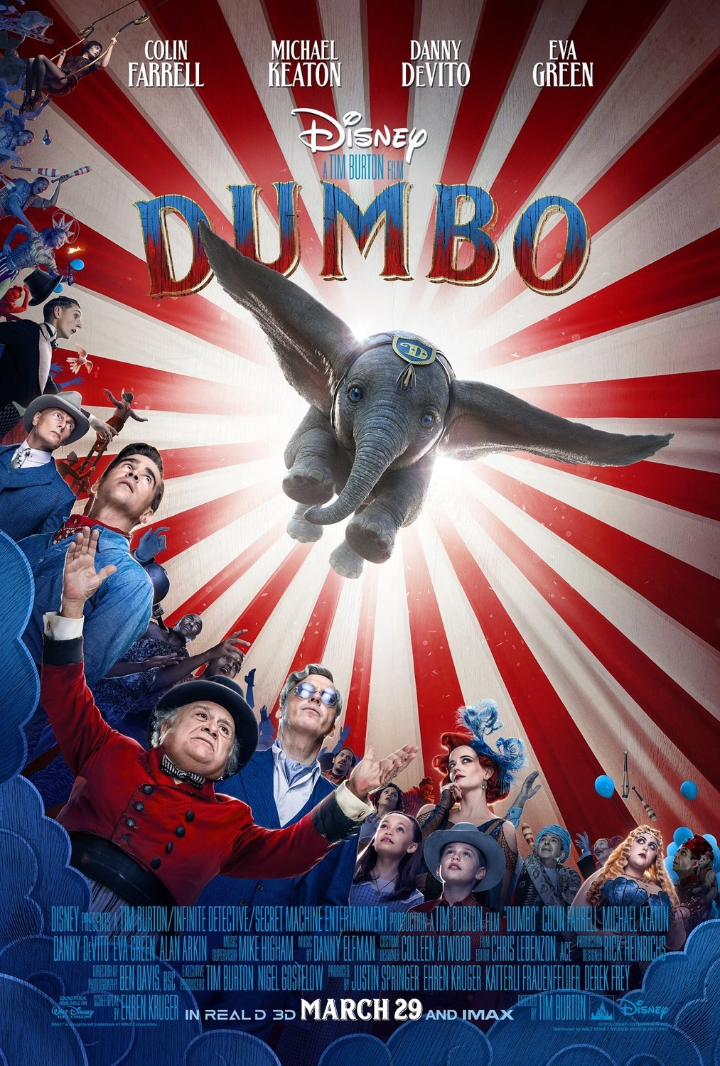 """Dumbo"": One-Sentence Review"
