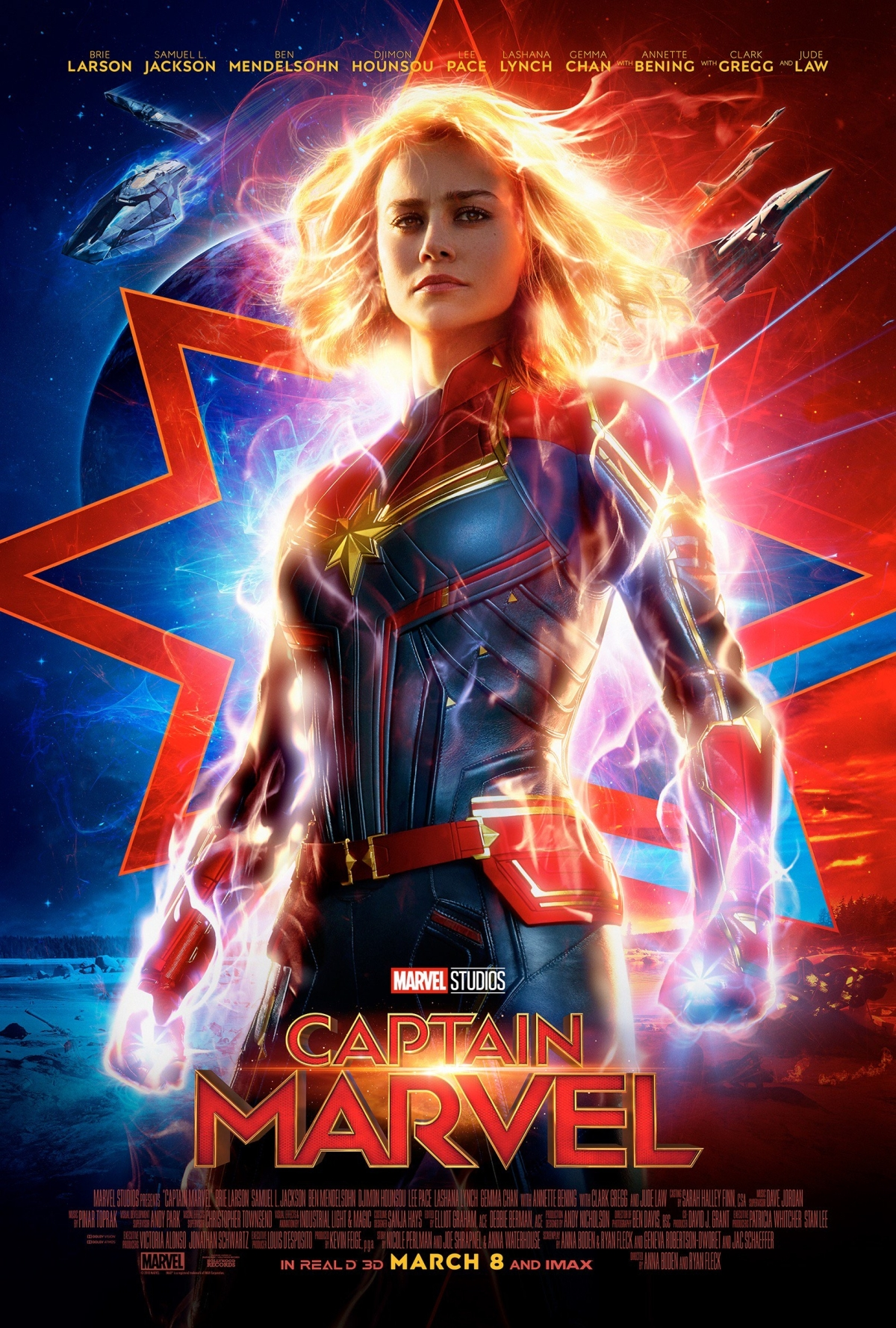 """Captain Marvel"": One-Sentence Review"