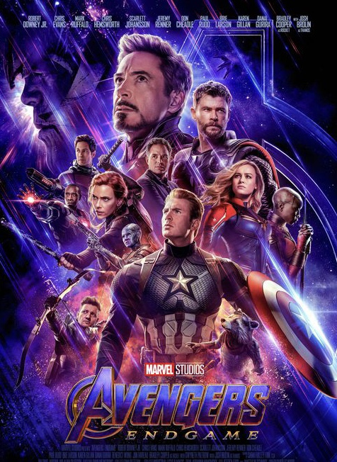 """Avengers: Endgame"": One-Sentence Review"