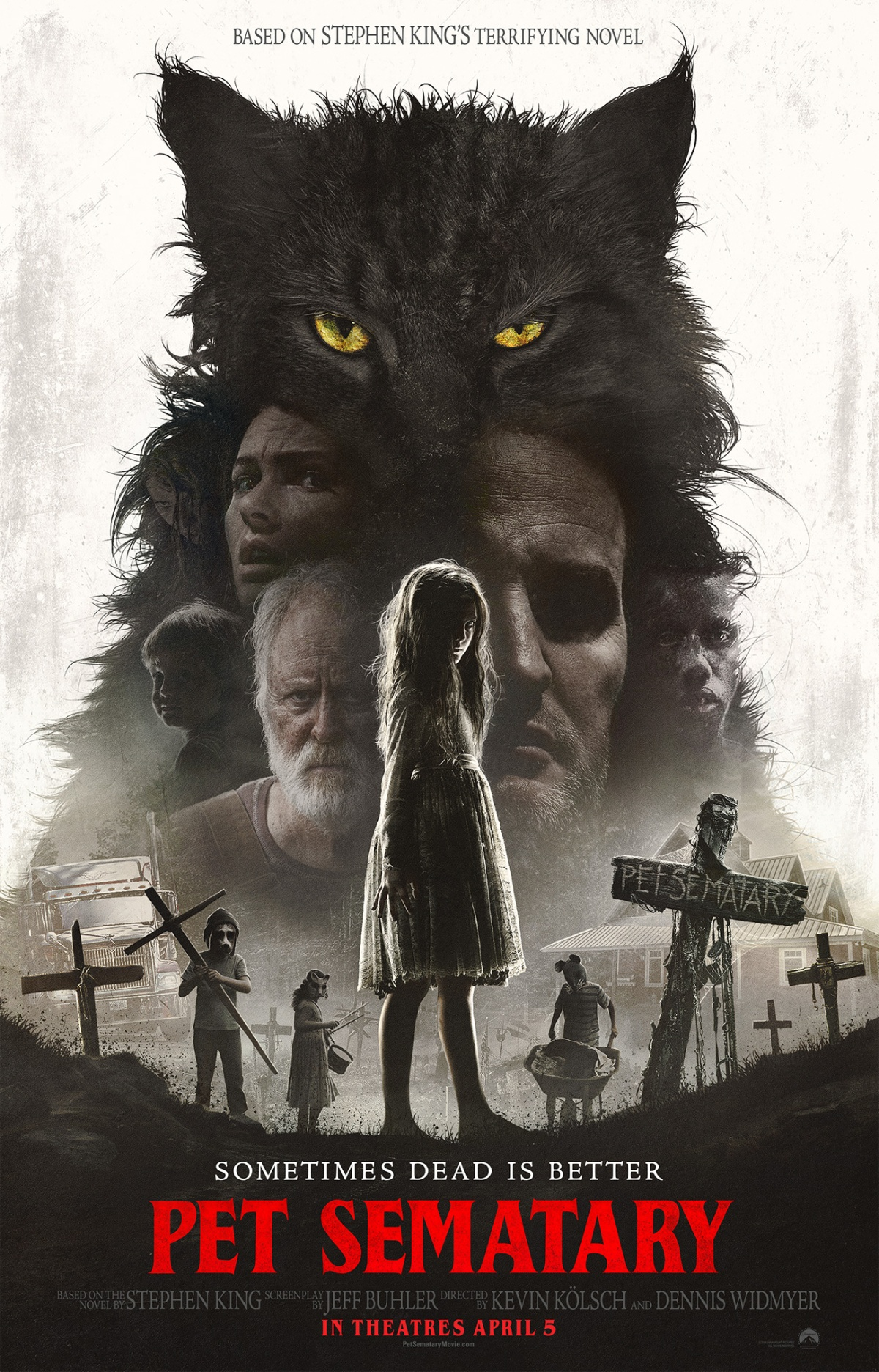 """Pet Sematary"": One-Sentence Review"