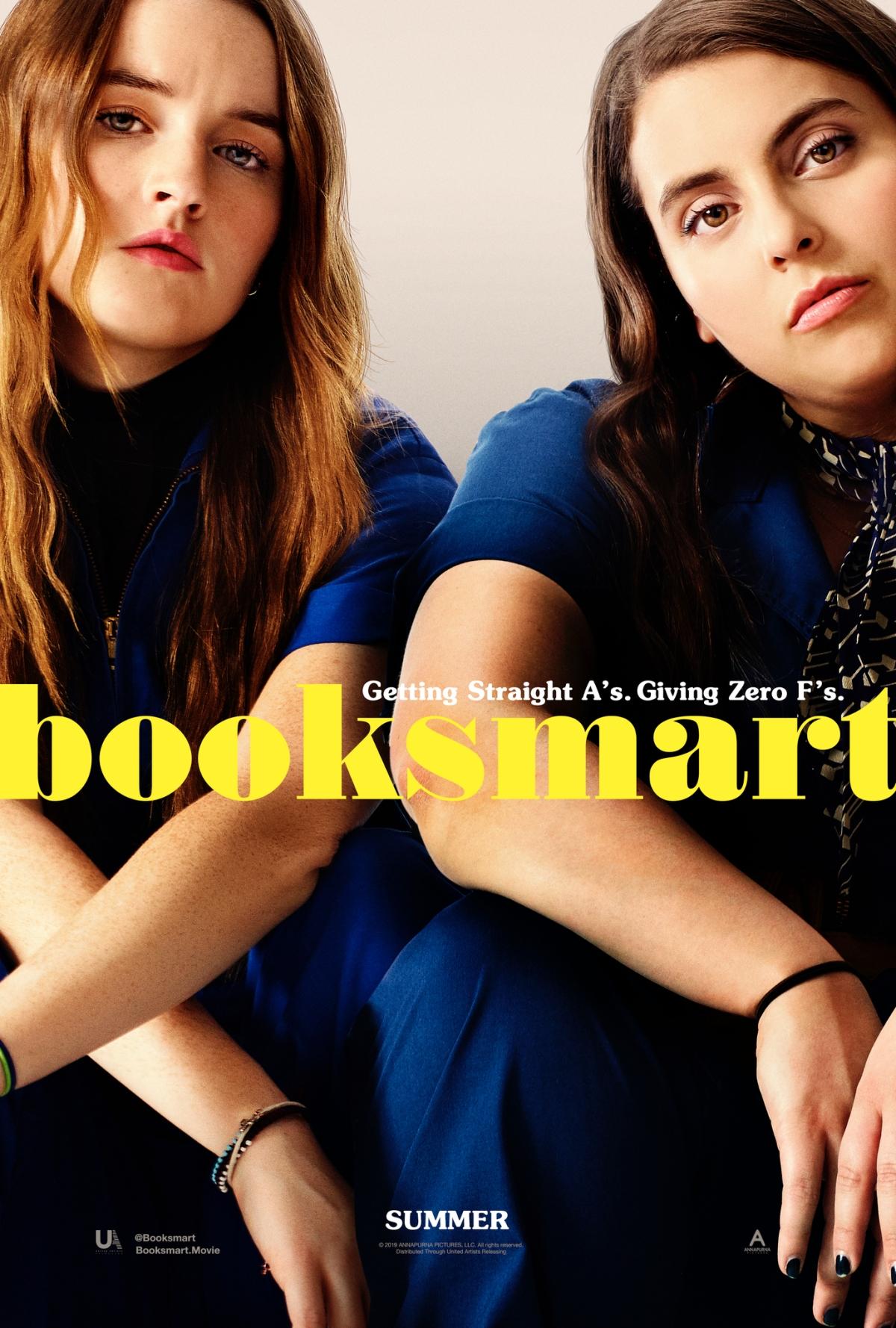 """Booksmart"": One-Sentence Review"