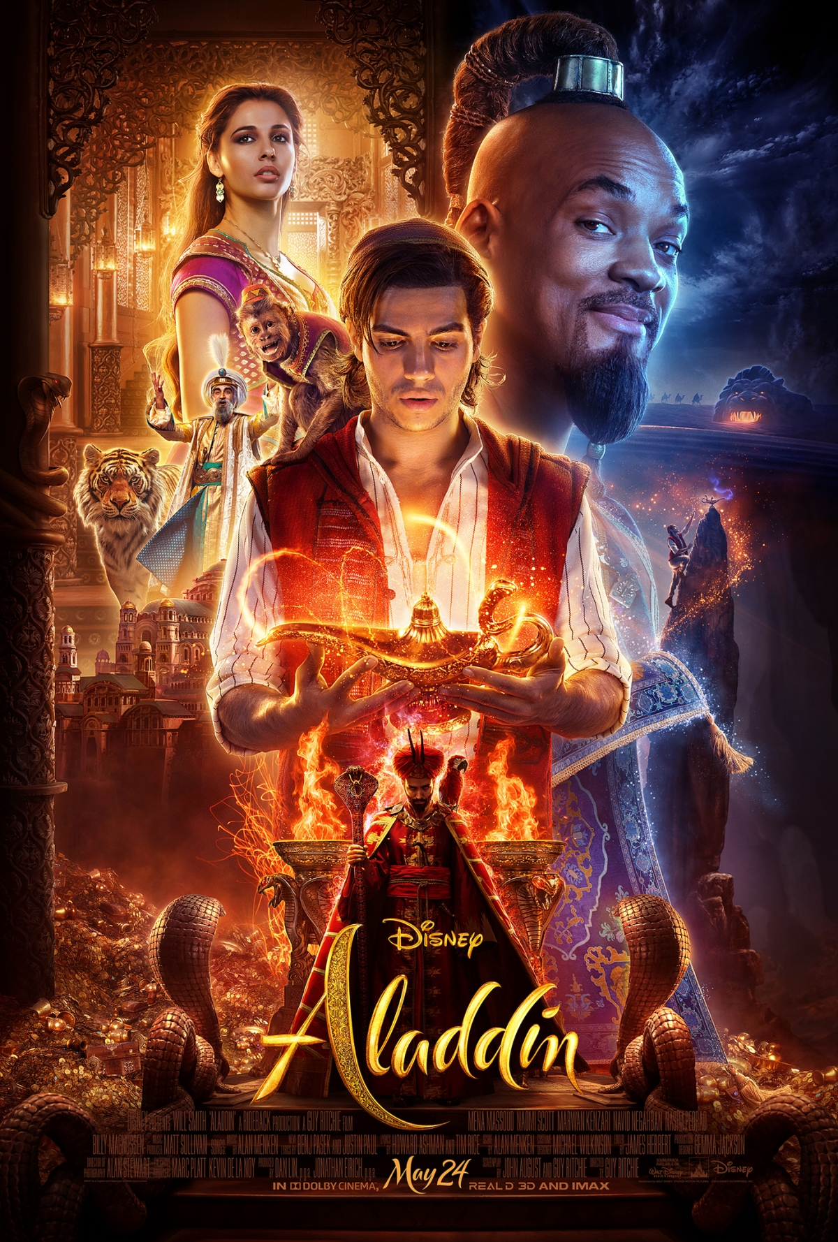 """Aladdin (2019)"": One-Sentence Review"