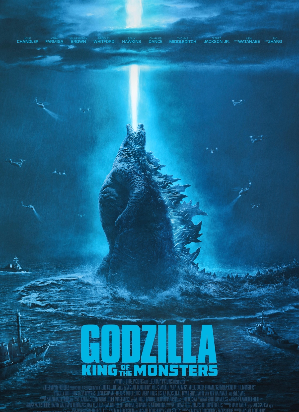 """""""Godzilla: King of the Monsters"""": One-SentenceReview"""