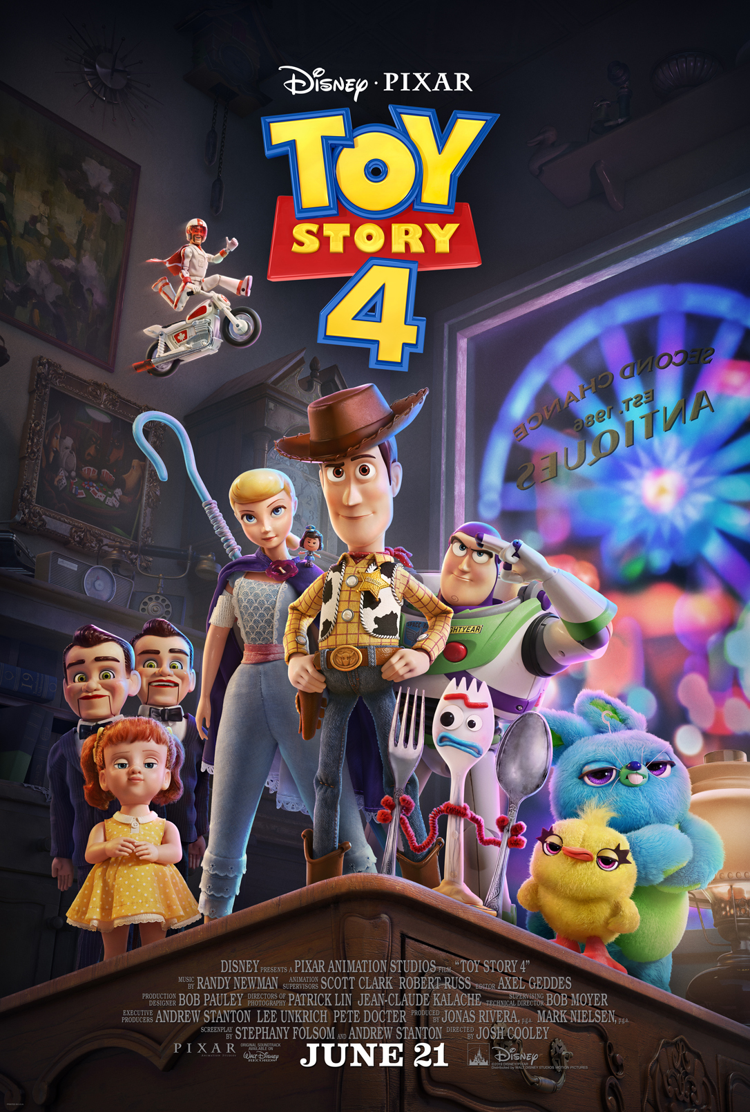 """""""Toy Story 4"""": One-SentenceReview"""