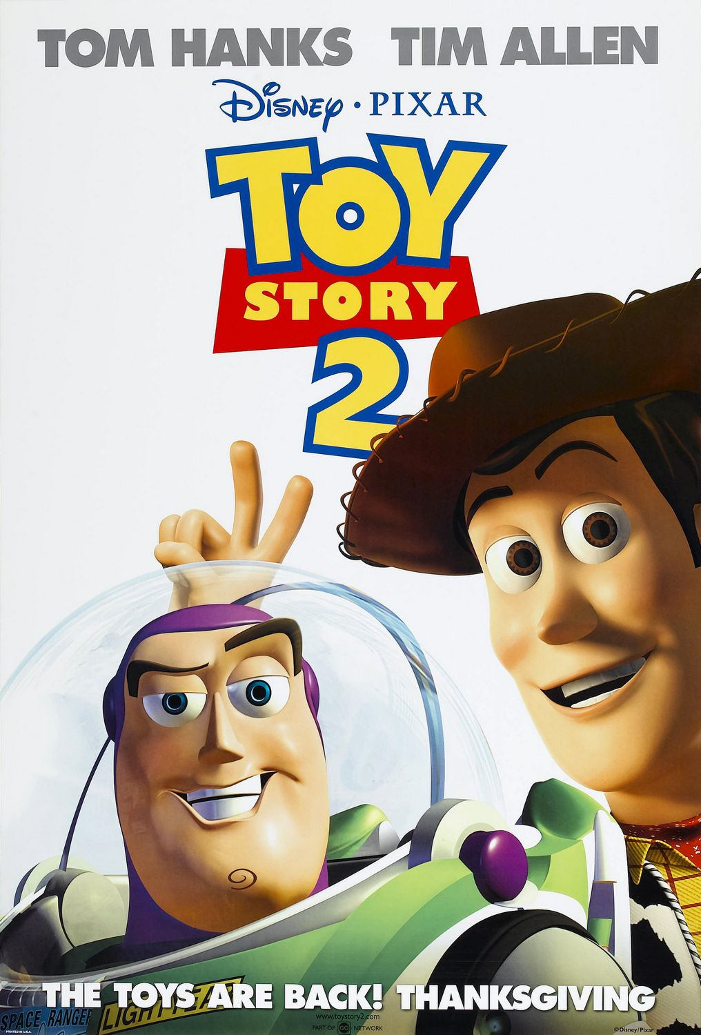 """""""Toy Story 2"""": Throwback-Tamales Review"""
