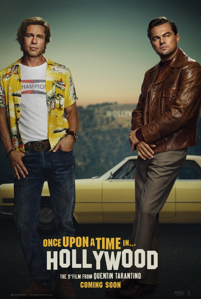 """Once Upon a Time in Hollywood"": One-Sentence Review"