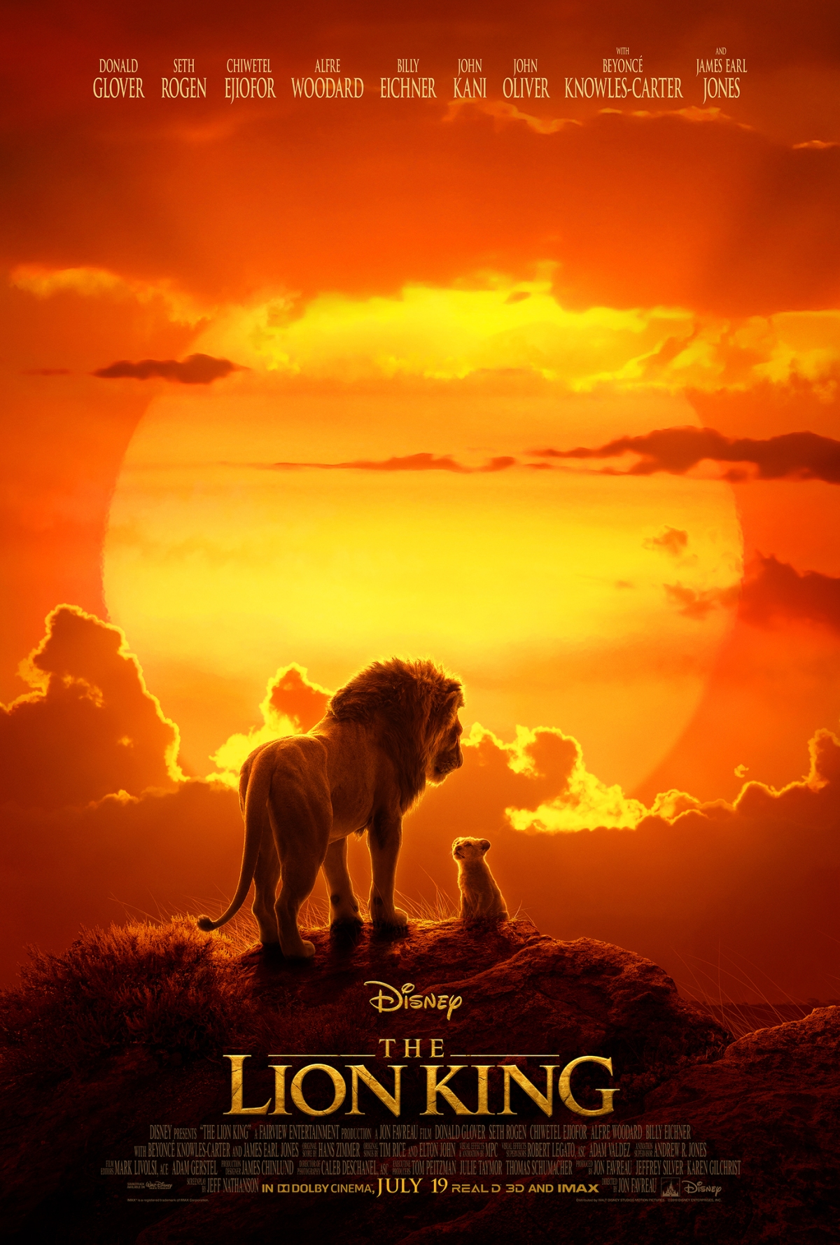 """The Lion King"" (2019): One-Sentence Review"