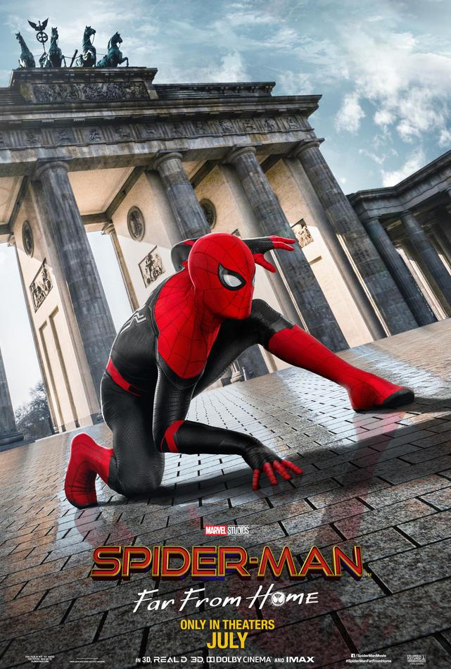 """Spider-Man: Far From Home"": One-Sentence Review"