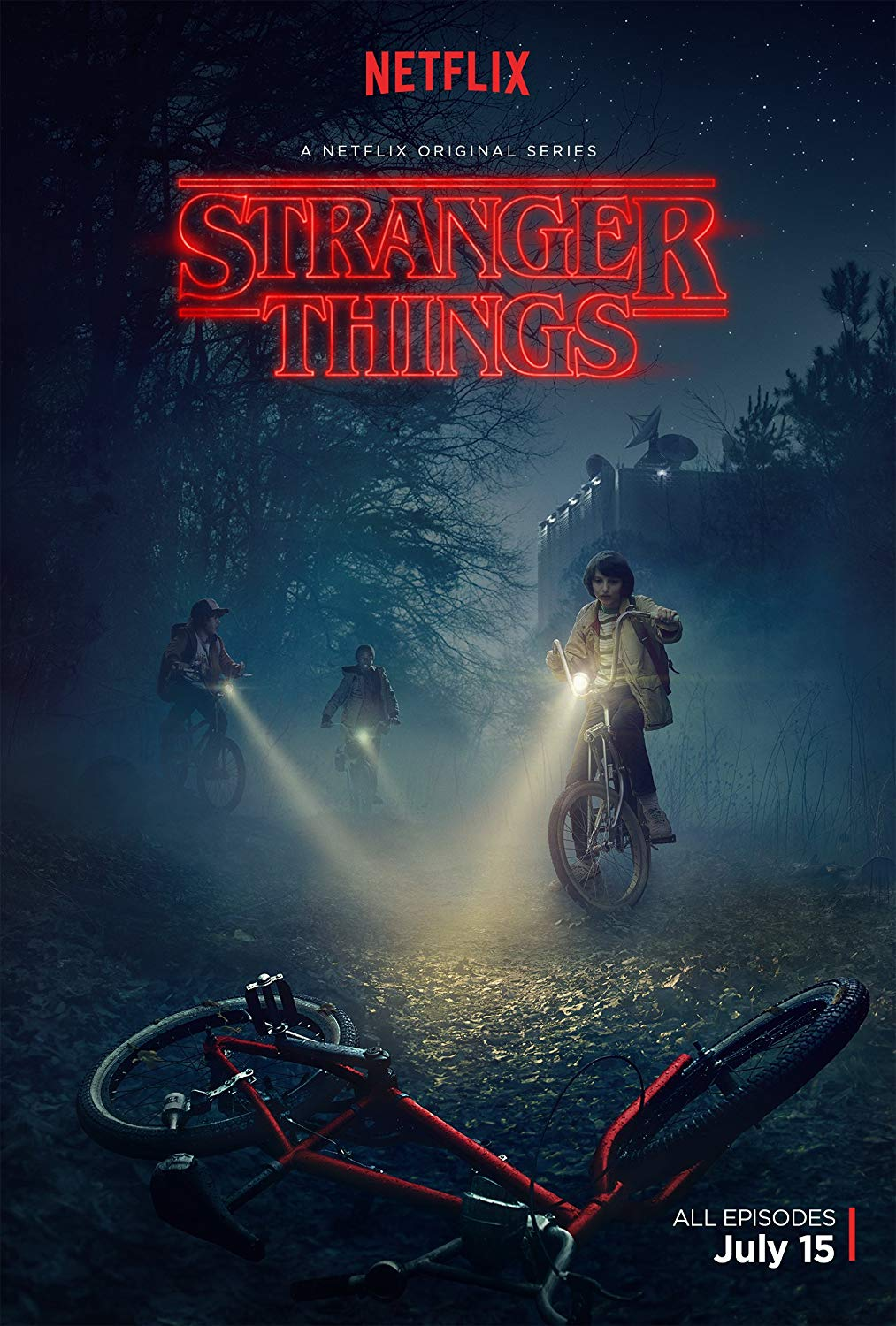 """Stranger Things: Season 1"": One-Sentence Review"