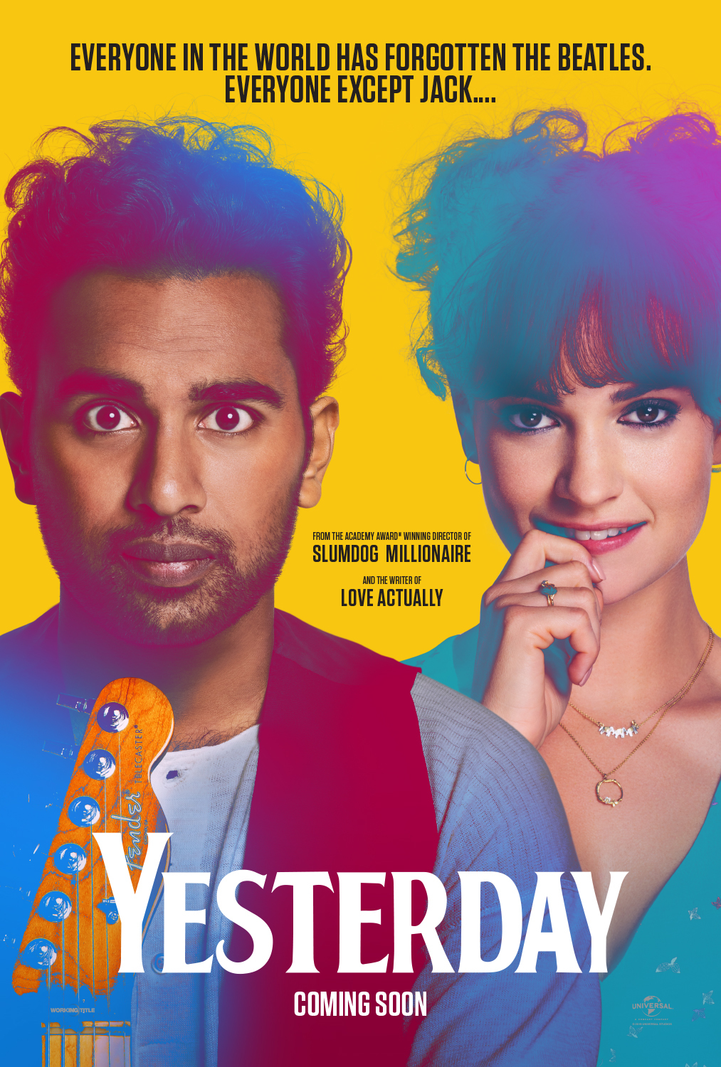 """Yesterday"": One-Sentence Review"