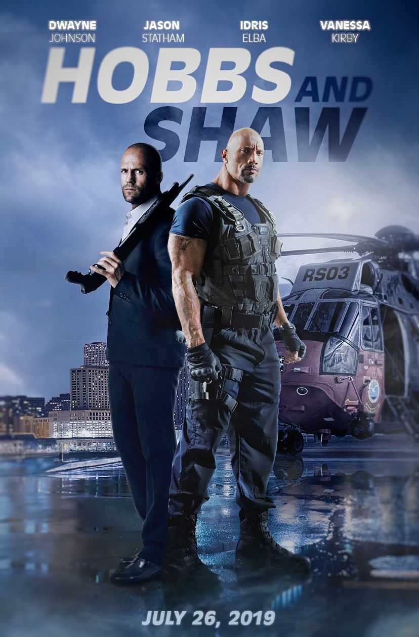 """Fast & Furious Presents: Hobbs & Shaw"": One-Sentence Review"