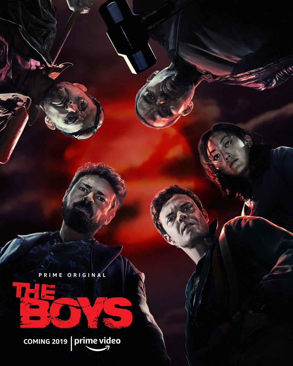 """The Boys"": One-Sentence Review"