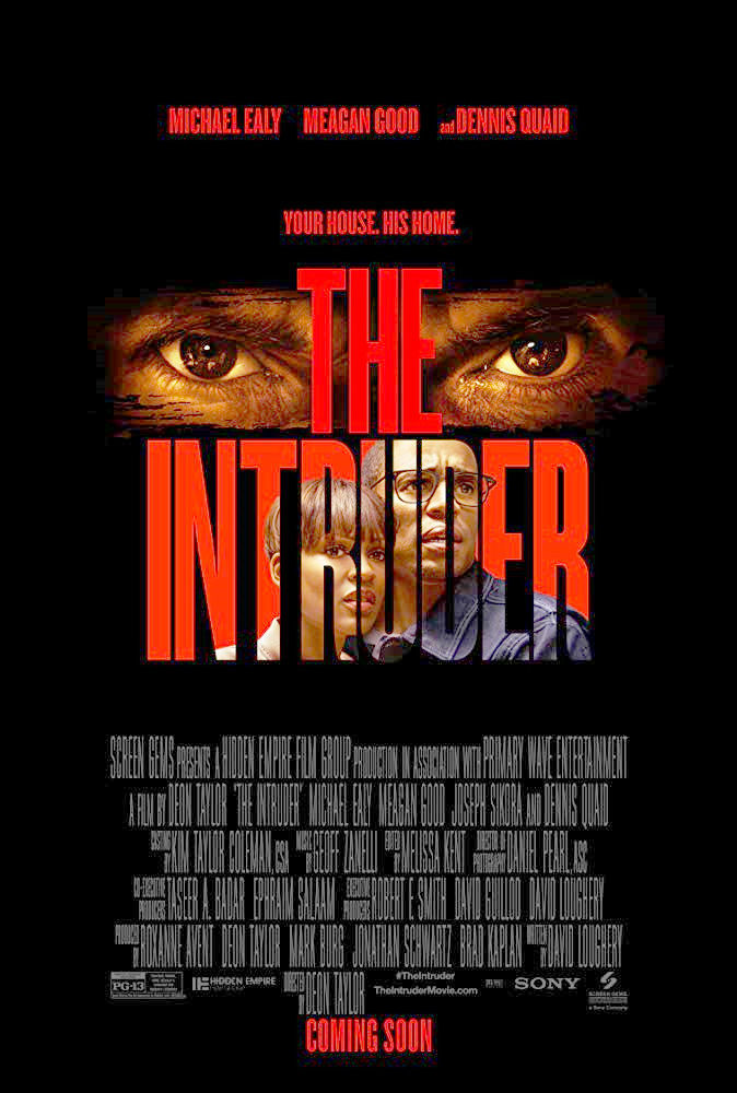 """The Intruder"": One-Sentence Review"