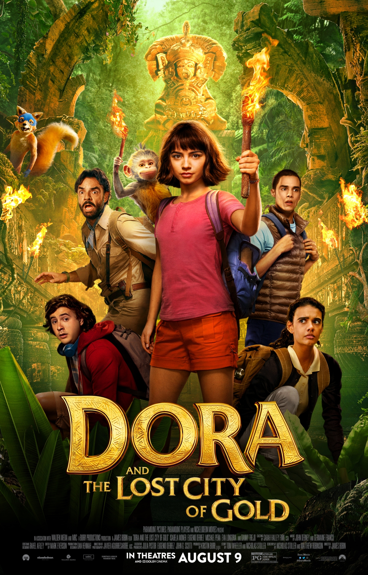 """""""Dora and the Lost City of Gold"""": One-SentenceReview"""