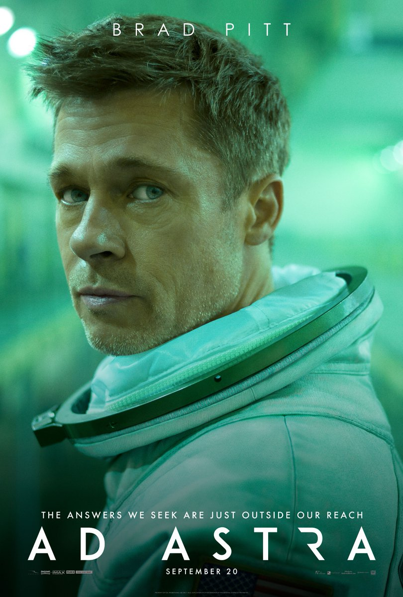 """Ad Astra"": One-Sentence Review"