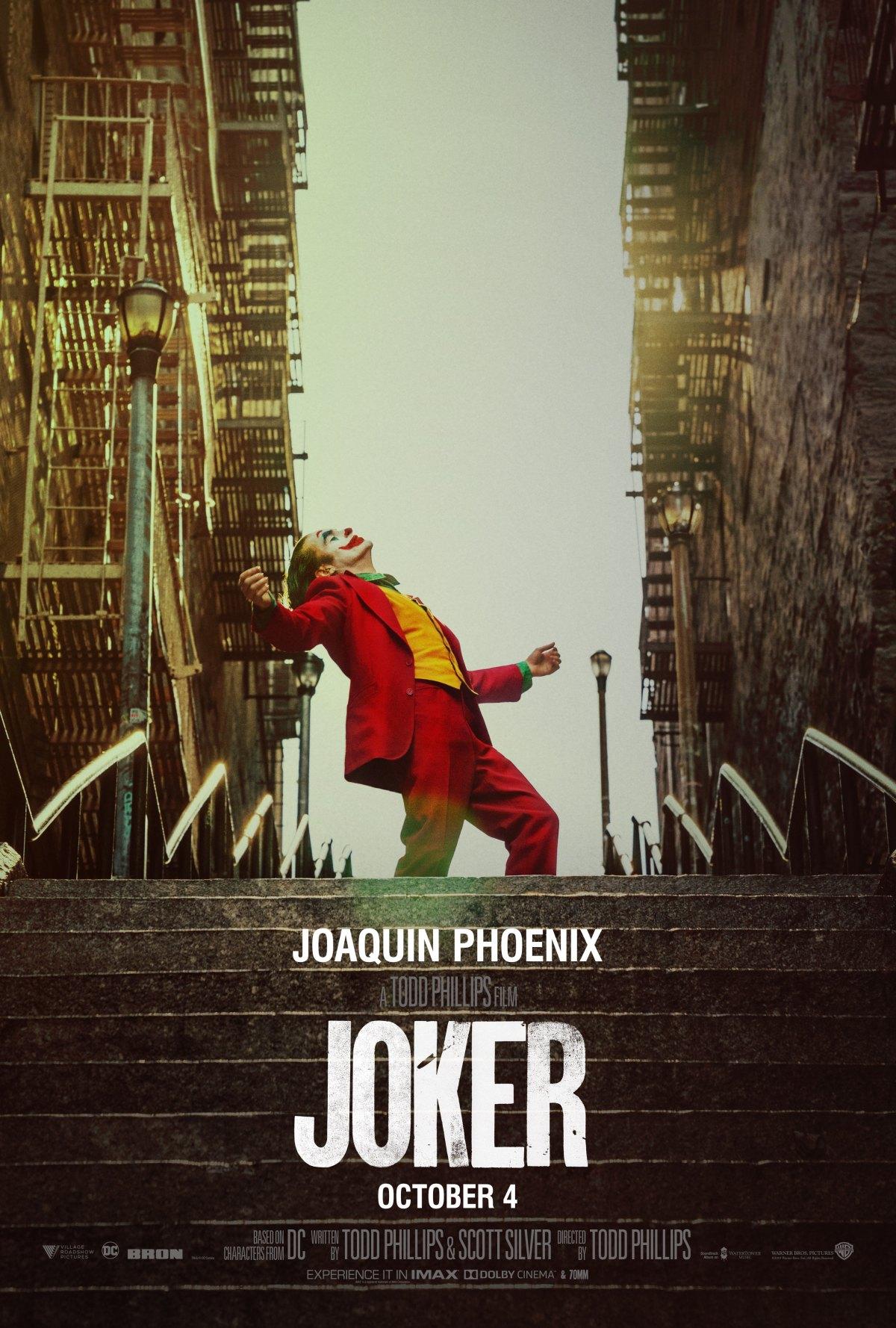 """""""Joker"""": One-Sentence Review"""