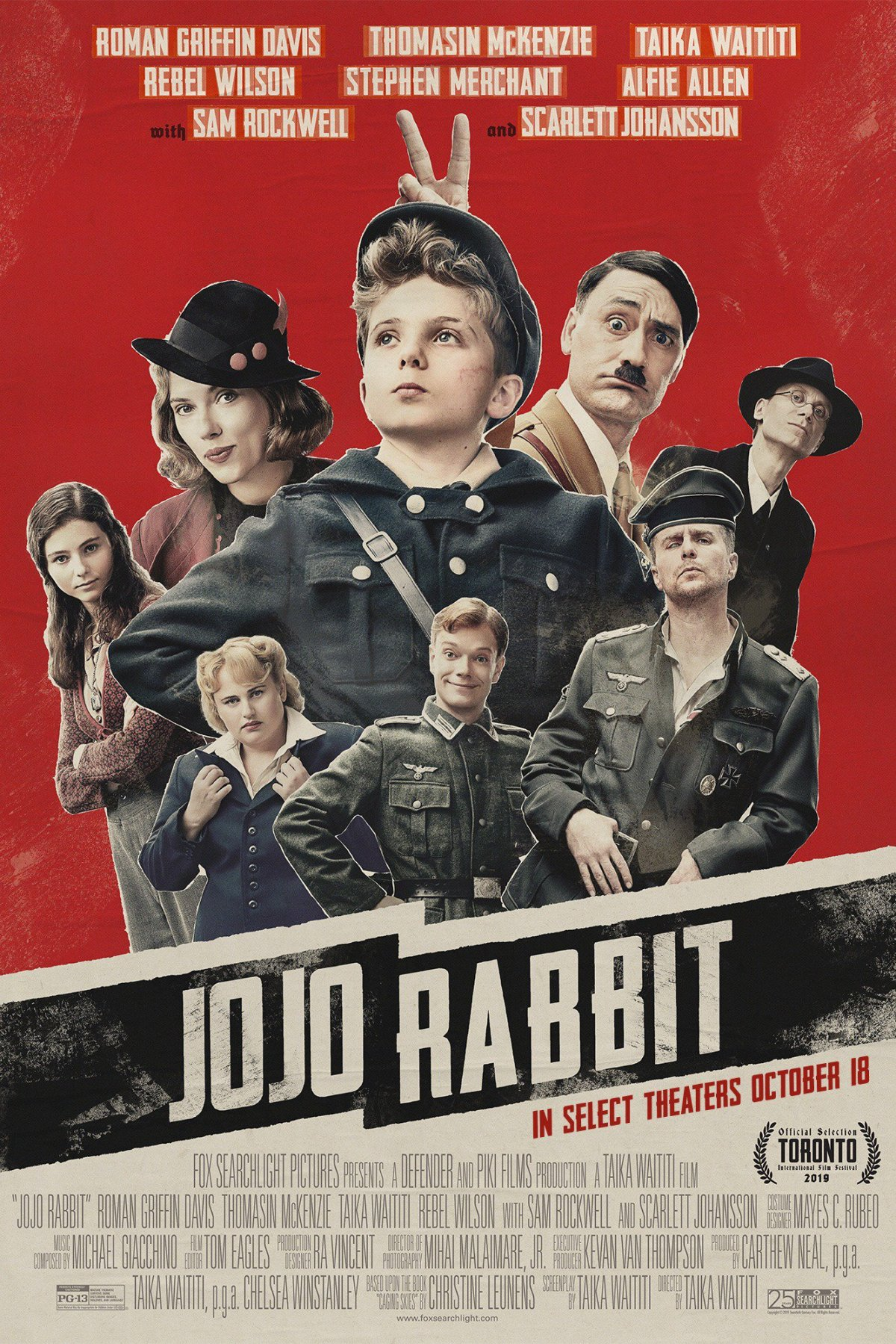 """Jojo Rabbit"": One-Sentence Review"