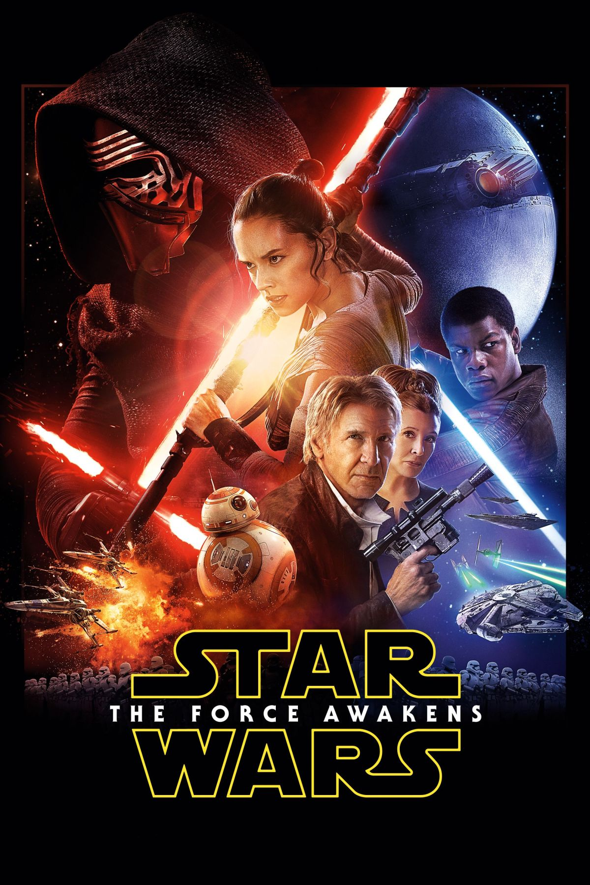 """Star Wars: Episode VII-The Force Awakens"": One-Sentence Review"