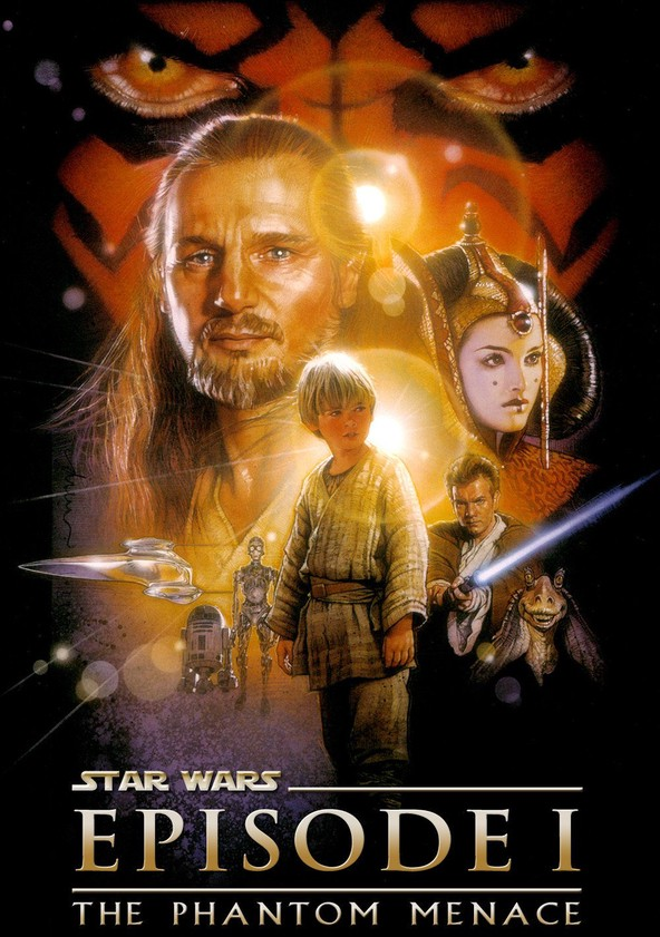"""Star Wars: Episode I-The Phantom Menace"": Throwback-Tamales Review"