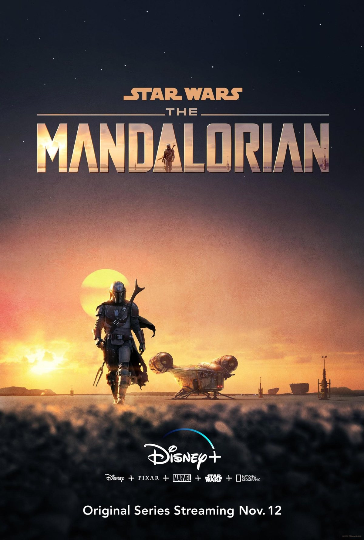 """The Mandalorian: Season One"": One-Sentence Review"