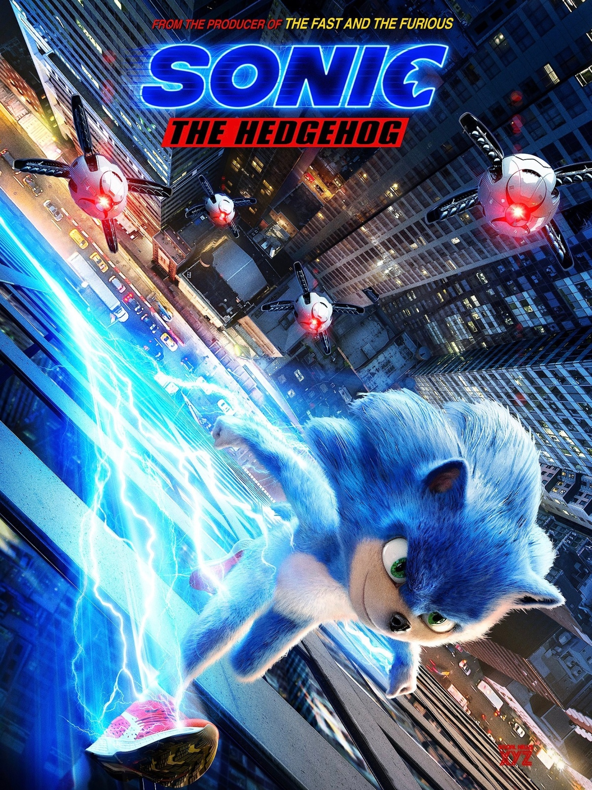 """""""Sonic the Hedgehog"""": One-SentenceReview"""
