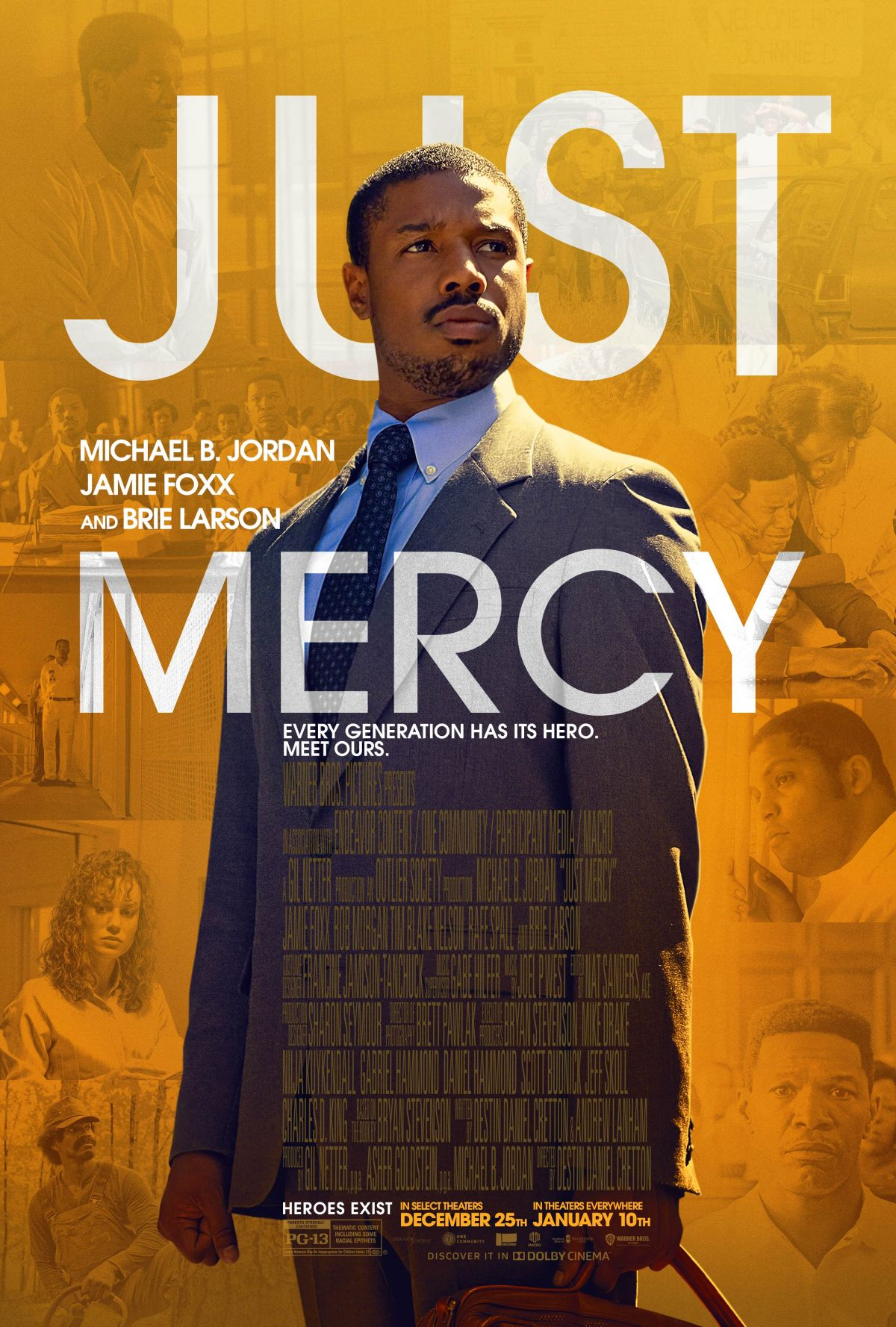 """Just Mercy"": One-Sentence Review"