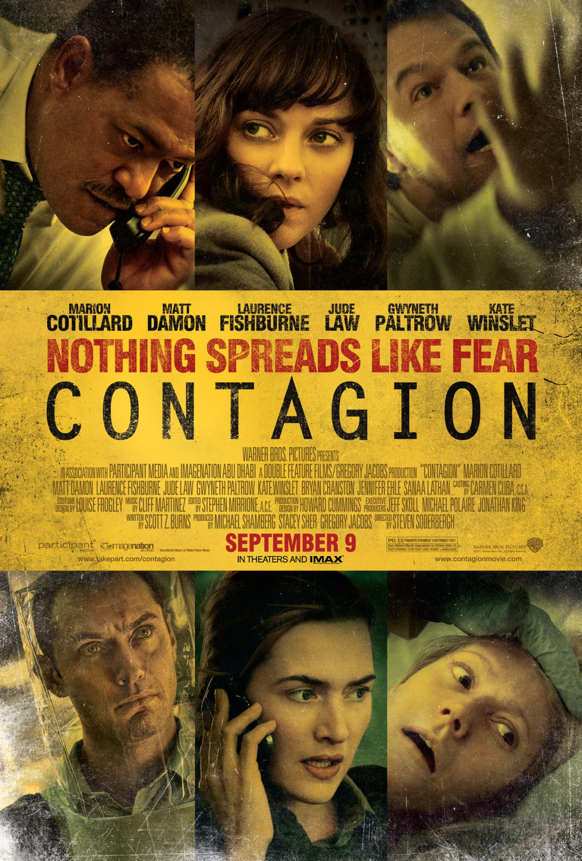 """Contagion"": Throwback-Tamales Review"